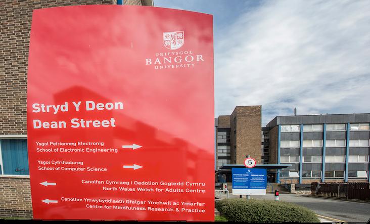 Bangor University Dean Street