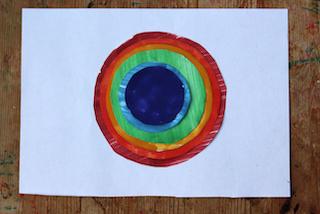 Rainbow mockup - image 06