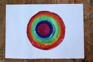 Rainbow mockup - image 07