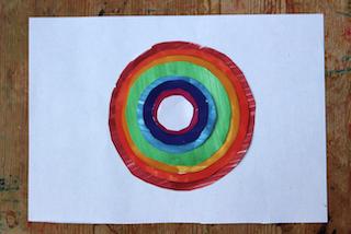Rainbow mockup - image 08